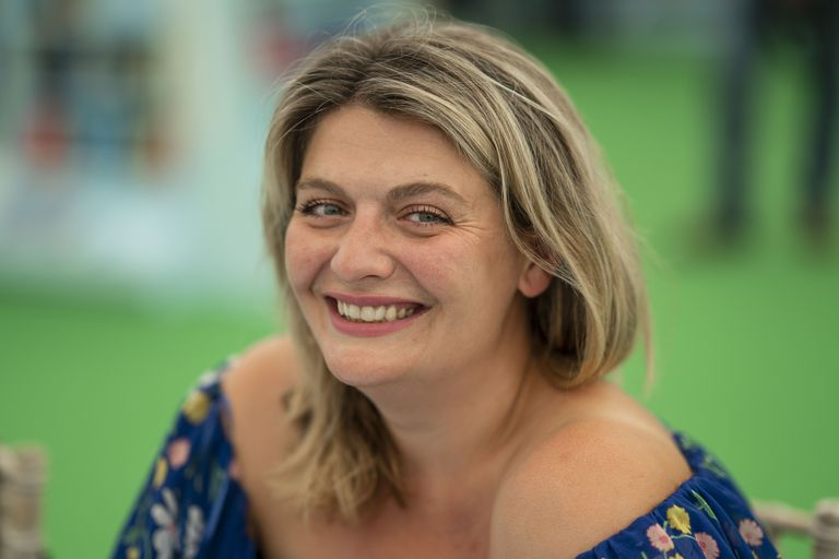 bryony-gordon-writer-and-journalist-at-the-hay-festival-on-news-photo-966604950-1542370602